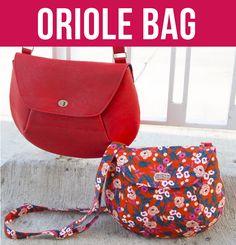 VIDEO: Oriole Bag - Sew Sweetness