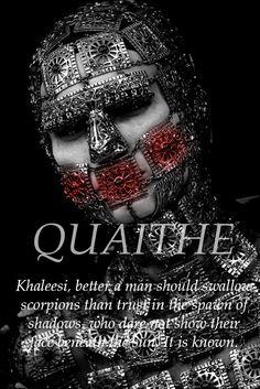 Quaithe of Asshai