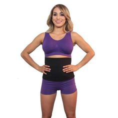 3c51e88398 Generic New Women s Thermo Sweat Hot Shapers Slimming Sauna Belt Slim Waist  Trainer Trimmer  material
