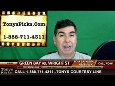 Green Bay Phoenix vs. Wright St Raiders Pick Prediction College Basketba...