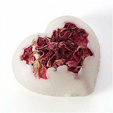 Rosie Heart Bath Creamer