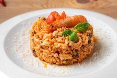 Risotto, Ethnic Recipes, Food, Fotografia, Essen, Meals, Yemek, Eten