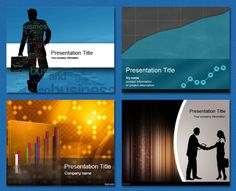 #Free #PowerPoint #Templates - Business / Finances