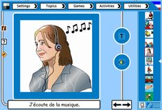 Teach French with teach-french-activity-introducing-the-language at iclanguage.com