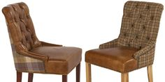 Leather Dining Chair | Dining Room Furniture | Modish Living