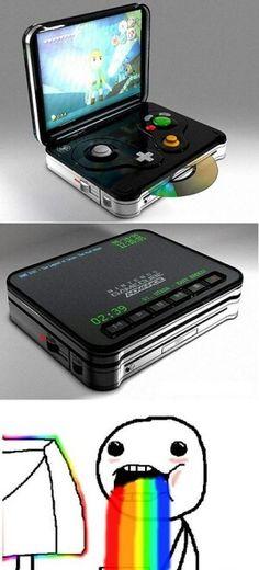 Nintendo Gamecube Advance