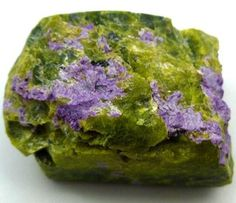 Atlantisite is thought to bring the healing energies of ancient civilizations from Mu, Atlantis, and Lemuria.   Its healing energy empowers the solar plexus, assists us to think before we speak, balances mood swings and promotes inner peace (excellent for resolving conflicts).  Atlantisite helps with metabolic disorders (diabetes), protects from negative energies, lowers stress levels, brings spiritual awareness, accesses past lives and aids in raising the Kundalini.