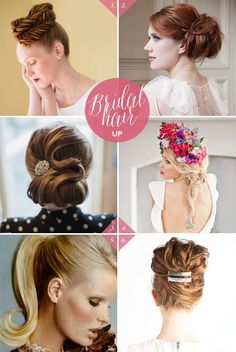 Bridal hairstyles | Best Day Ever