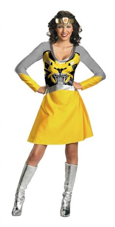 Bumblebee Costume - Family Friendly Costumes