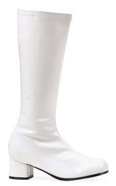 White Dora Gogo Child Costume Boots