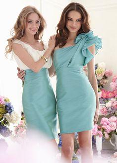 Bridesmaids Dresses by Alvina Valenta, so cute!bridesmaid dresses :)