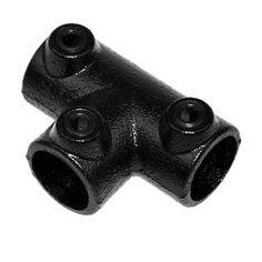 Buiskoppelingen indoor zwart