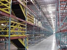 #IndustrialShelving is the requirement of the hour for several companies who need to put their commodities in place. Most of the industrial shelving is rated as per the shelf power of distributed loads.