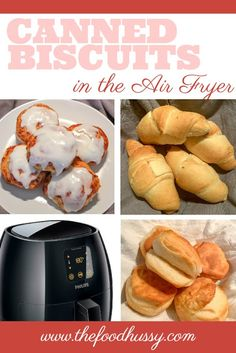 Can you cook canned or frozen biscuits in the air fryer? - Can you cook canned or frozen biscuits in the air fryer? I'm pretty air fryer obsessed and I'm - Air Fryer Recipes Wings, Air Fryer Recipes Vegetarian, Air Fryer Recipes Vegetables, Air Fryer Recipes Snacks, Air Fryer Recipes Low Carb, Air Fryer Recipes Breakfast, Air Fryer Dinner Recipes, Air Fry Recipes, Easy Recipes