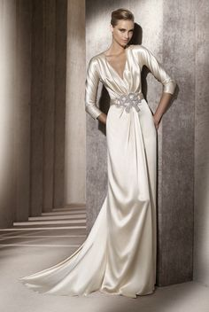13 Gorgeous Wedding Dresses For Older Brides Dress And