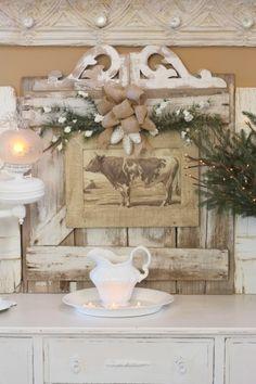 """""""A Barnyard Christmas"""" Home Tour"""
