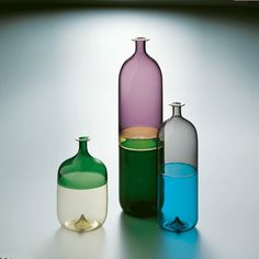 Art glass by Finnish designer Tapio Wirkkala for Venini in Murano – Venice.