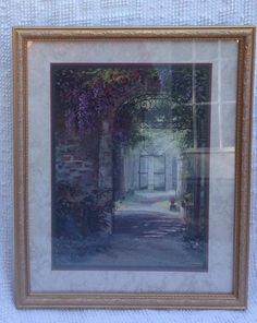 Home Interior Framed Art Large Homcohome Interiors Framed Beautiful Floral & Scenic Felder .