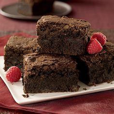 Godiva brownies