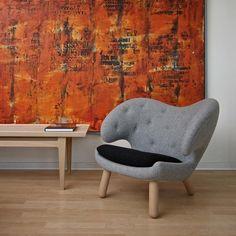 ペリカンチェア | Easy Chair イージーチェア | Products | ノルディックフォルム | Living Design Center OZONE