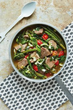The Pool | Food and home - Mum's Philippine beef sinigang