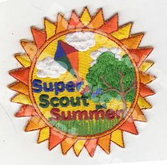 "PRE-ORDER Arriving May 2016  3"" fully embroidered sew on  ​This patch program encourages scouts to put down the electronics and check out the great outdoors for a variety of activities. Some of the activities may require use of the internet, but only for research briefly before heading outside for fun. ​ ​Be sure to download the Patch Program Guide to help your scouts earn this patch.  By placing an order for this patch, you will receive weekly updates via emailed newsletter about the progre..."