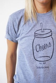 "Mason Bar ""Cheers"" Tee! – themasonbarcompany"