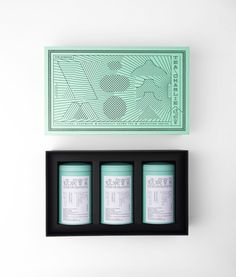 "Tea Charlie Logo & Package Design by Yan Yaoming""Strictly..."