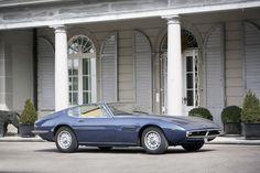 1969  Maserati Ghibli SS  Chassis no. AM 115 1082 Engine no. MD 64553 18427365