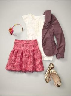 Cute Cute outfit for a little girl!!!