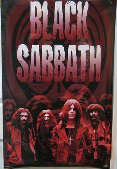 Black Sabbath Poster - TshirtNow.net                                                                                                                                                                                 Mais