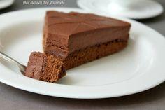 Le delizie buongustai: Mousse di cioccolato torta
