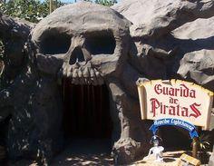 Pirates Cove - Aricebo Lighthouse Park