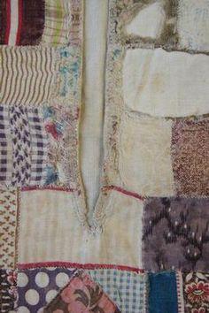 Pocket, seule, patchwork