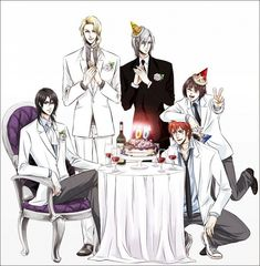 Tags: Anime, Fanart, Noblesse, Cadis Etrama Di Raizel, M-21