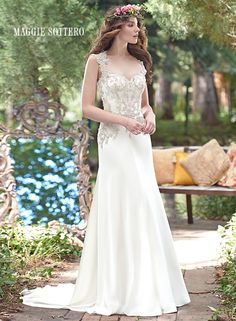 """Bridal Gown on Sale at Ella Park Bridal 