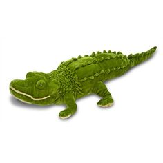 Melissa and Doug Alligator Plush Stuffed Animal - 2173
