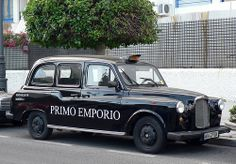 Old London Taxi Cab - Bing Images