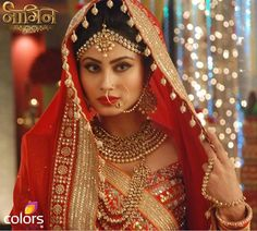 Nagin-colors tv Bridal wear