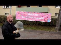 W&V: Schlauer Protest: Nazi-Marsch wird unfreiwillig zum Spendenlauf