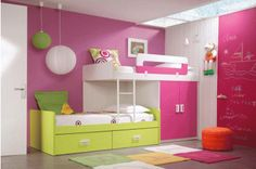 1000 images about lits d 39 enfants on pinterest kid furniture kids bunk - Lit superpose 3 lits ...