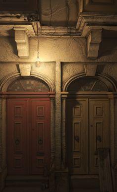 Colorful doors of Malta Artwork, Furniture, Color, Home Decor, Work Of Art, Decoration Home, Auguste Rodin Artwork, Room Decor, Colour