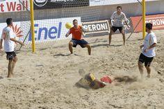 #BeachSoccer:L' #iGreco #Catanzaro ha attaccato a testa bassa