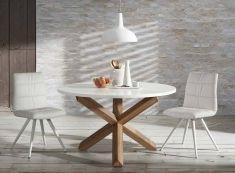 Mesas de Comedor en Roble : Modelo NORI