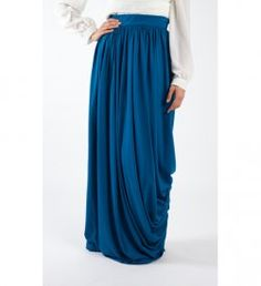 pretty and flowing skirt by Inayah designs