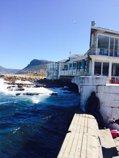 Harbour House in Kalkbay - Sea Food and views…what more do you want (whales..in winter!)