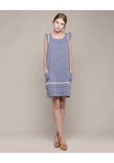 A.P.C. / Sleeveless Tunic Dress