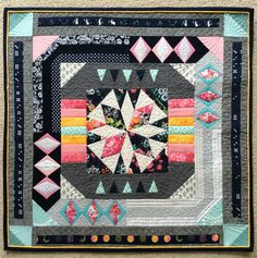 Jaffa quilts: Round robin round up!