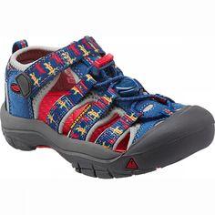 Newport H2- True Blue Lizard Childrens Shoes 65363f14b