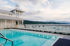 D A R I A D A R I A: WÖRTHERSEE - Werzers Badehaus  #woerthersee #werzers